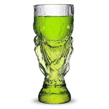 World Cup Creative Beer Cup - TRANSPARENT