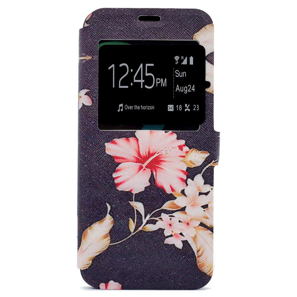 Simple Painted Mobile Phone Case Suitable for Samsung S8 - BLACK