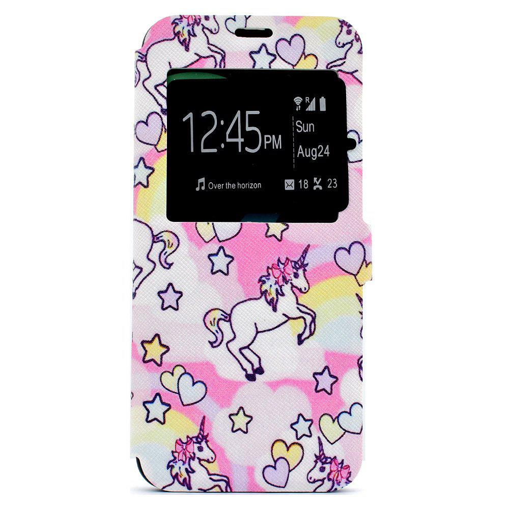 Simple Painted Mobile Phone Case Suitable for Samsung S8 - LIGHT PINK