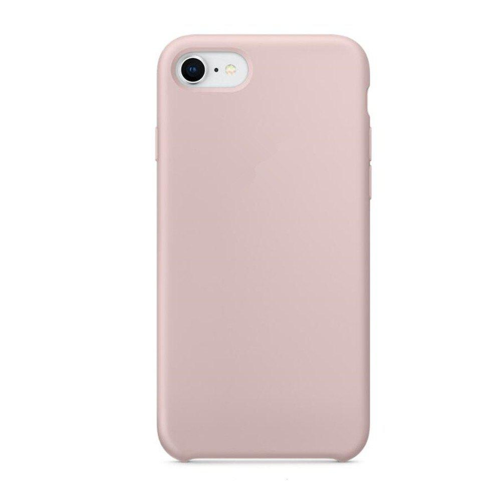 Case for iPhone 8  / 7 Silica Gel Shell - LAVENDER PINOCCHIO
