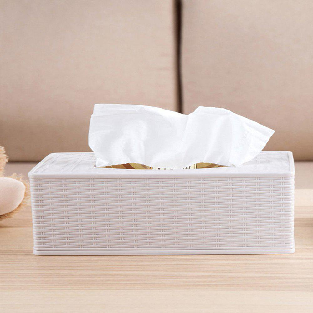 Bamboo Pattern Design Table Napkin Storage Box multifunctional wooden storage box mobile phone repair tool box motherboard accessories storage box
