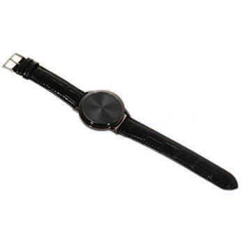 Lucky Family G1081 Touchscreen 60 Lamp LED Digital Watch - BLACK