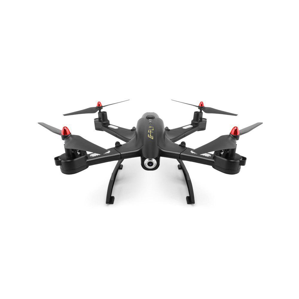 Parrokmon Huge Size Foldable Drone with WiFi FPV Camera - BLACK