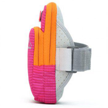 New Type of Outdoor Sports Arms Package - NEON PINK