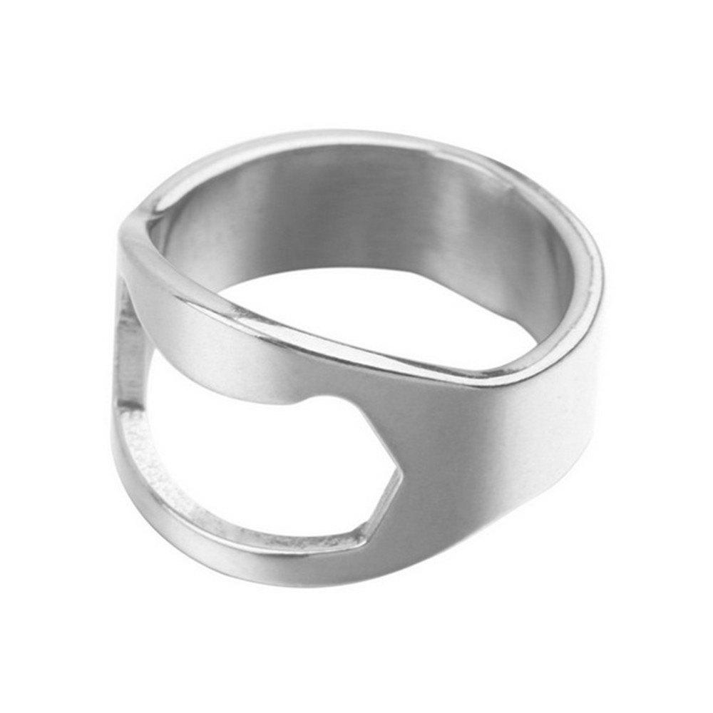 Unique Creative Multipurpose Stainless Steel Ring Beer Opener 1 5 sanitary stainless steel ss304 y type filter strainer f beer dairy pharmaceutical beverag chemical industry