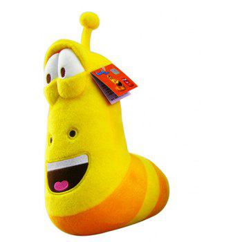 Cute Carton Funny Insect Plush Doll - YELLOW