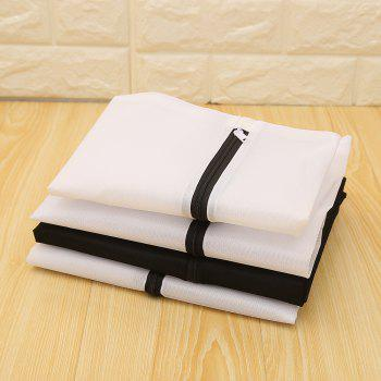 5Pcs Clothes Bra Underwear Washing Bag Laundry Bags Mesh Wash Pouch Basket - WHITE