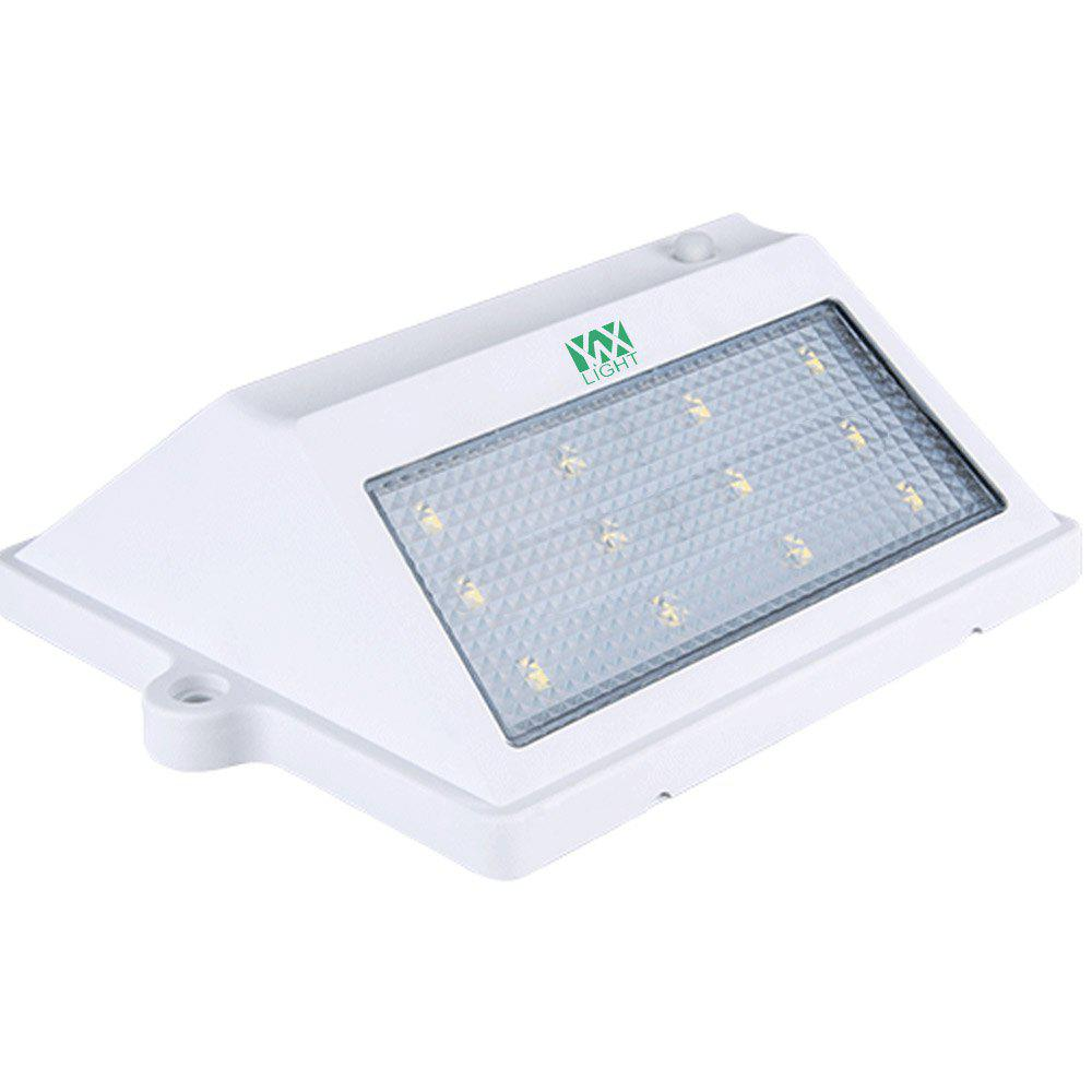 YWXLight IP65 Waterproof LED Solar Panel Rechargeable Outdoor Wall Garden Light waterproof outdoor wall lamp led porch garden lights waterproof ip65 wall sconce modern simple e27 decorative led wall lamp bl97