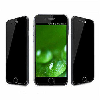9H Hardness Premium Tempered Glass Film Privacy Screen Protector for iPhone - NATURAL BLACK FOR IPHONE X