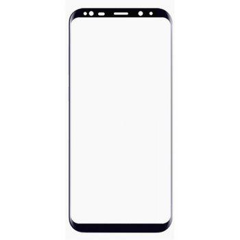 3D Full Cover Tempered Glass for Samsung Galaxy S9 Plus HD Screen Protector Film - BLACK