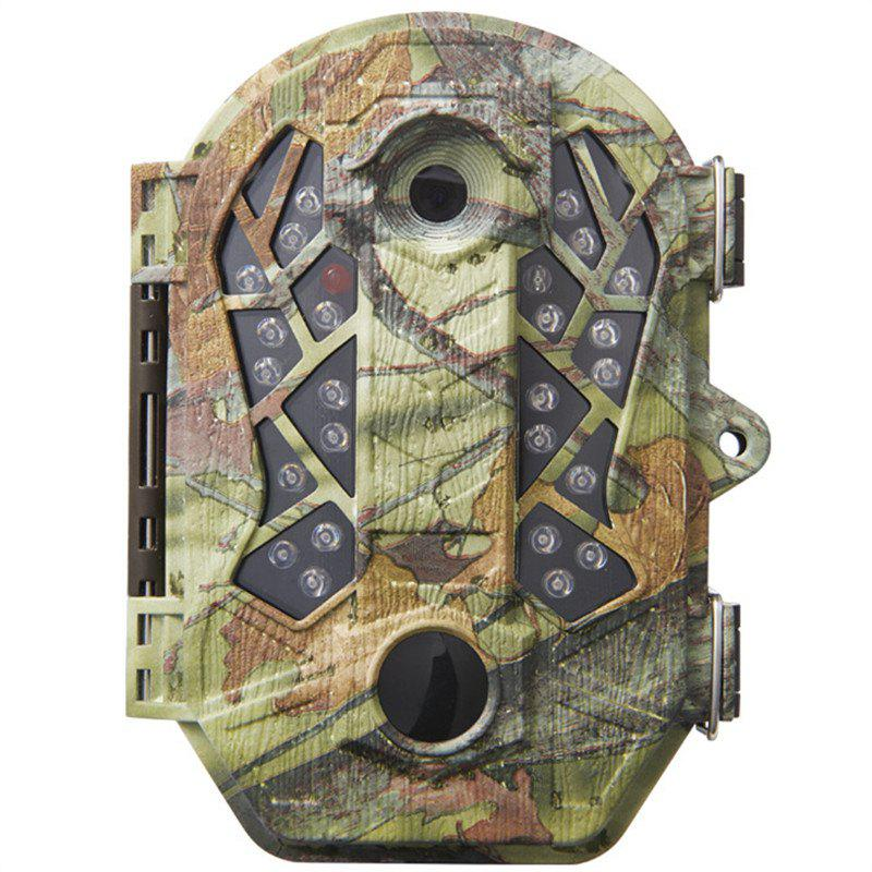 Outdoor Infrared Night Vision Digital Hd Waterproof Camera for Hunting - WOODLAND CAMOUFLAGE