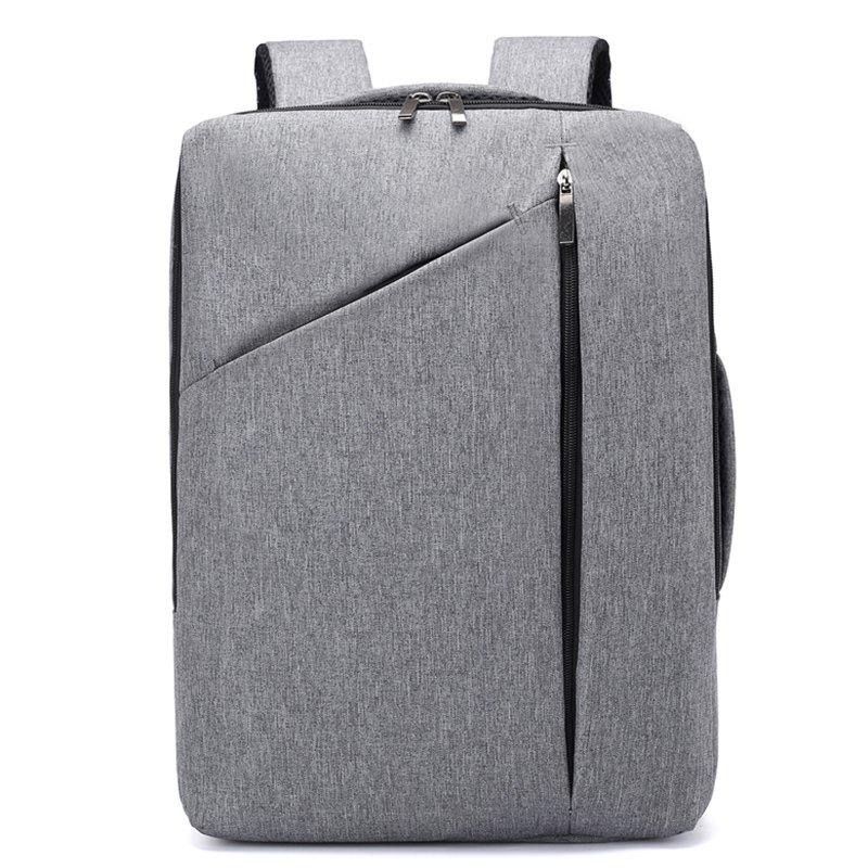 College Style Wild Backpack - DARK GRAY