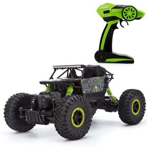 1:18 RC Rock Climbing Car - RTR - GREEN