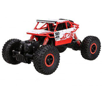 1:18 RC Rock Climbing Car - RTR - RED