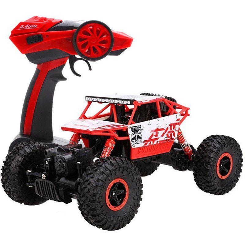 1:18 RC Rock Climbing Car - RTR jjrc monster q50 rc climbing car rtr gold