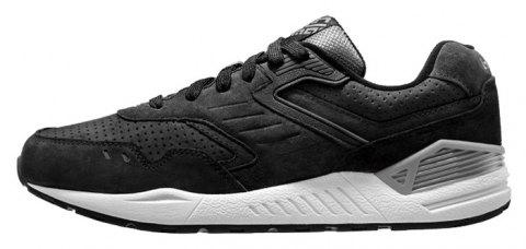 Bmai Man Cushioned Running Shoes Athletic Outdoor Sneakers - BLACK 43