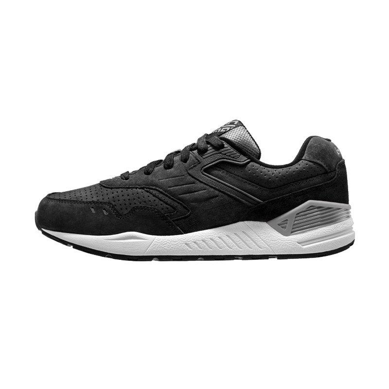 Bmai Man Cushioned Running Shoes Athletic Outdoor Sneakers - BLACK 42