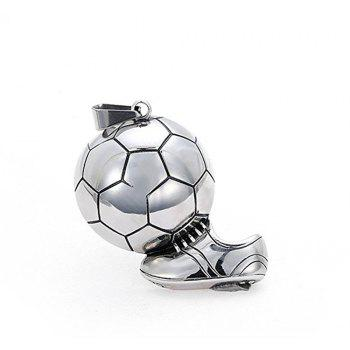 Men'S Sports Necklace - TRANSPARENT