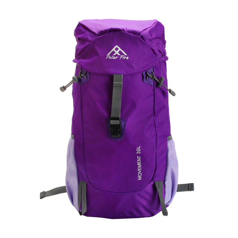PolarFire Water Resistant Lightweight Nylon Bag Outdoor Travel Climbing Backpack laifu laptop backpack college student school women daypack travel bag nylon waterproof lightweight