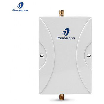 Phonetone LTE 700MHz Band 13 Cell Phone Signal Booster 4G Repeater Amplifier Kit - BLACK EU PLUG