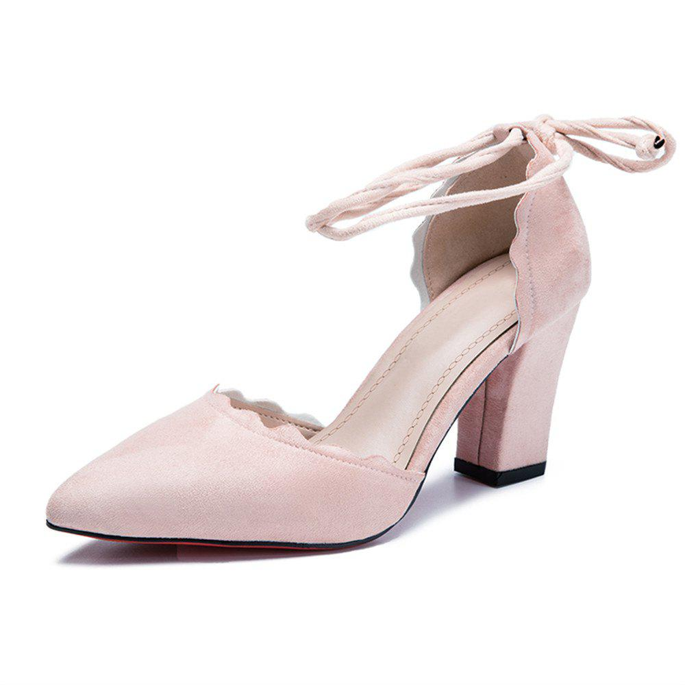 Фото Heeled Pumps High Heels Women