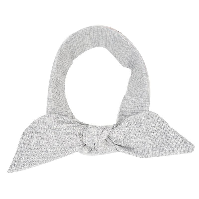 The New Rabbit Ear Hair Ribbon Bow new ribbon silver bow hairpins girl little hair top clips bowknot for baby children accessories for hair gift all by handmade