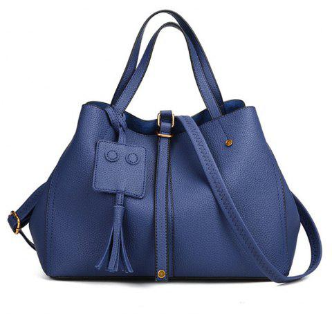 Ladies Bag Spring Fashion Handbags Female Leather Simple - WINDOWS BLUE a2f5e586a2ec8