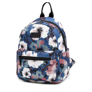 Bulk Printing All-Match Backpack - WINDOWS BLUE VERTICAL