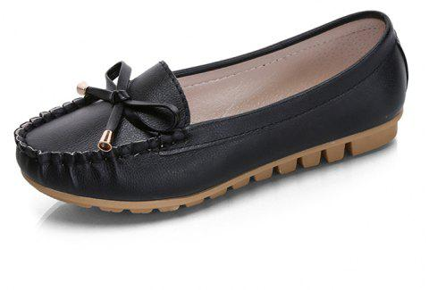 Butterfly Peas Shallow Mouth Chaussures - Noir 40