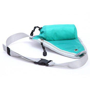Triangle Portable Multi-functional Waterproof Outdoor Sports Pockets - JELLYFISH