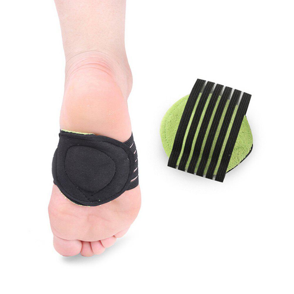 Absorb Shocking Foot Arch Support Heel Pain Aid Feet Cushioned - multicolor A