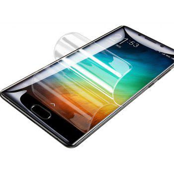 Water Condensate 3D Arc Soft Screen Film for OnePlus 5 - TRANSPARENT