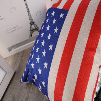 British Flag Pattern Pillow Cushion Cover Pillowslip - multicolor A 45X45CM