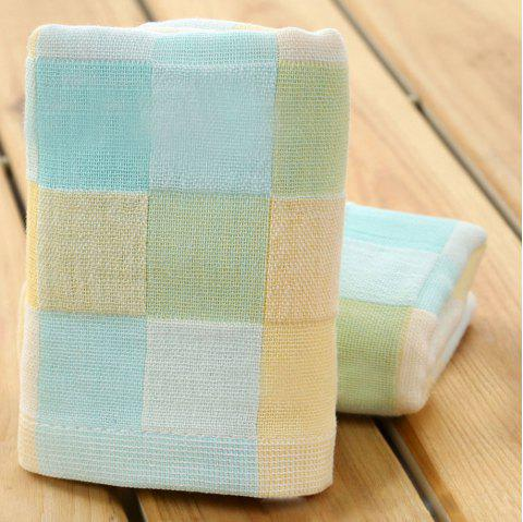 Pure Cotton Children Gauze Wipe Towel - GREEN THUMB