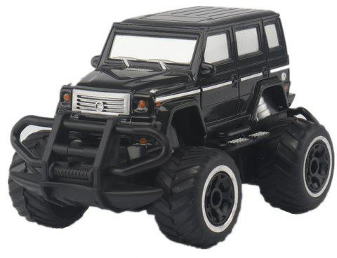 1:43 Remote Control Off-road Vehicle SUV Toy - BLACK