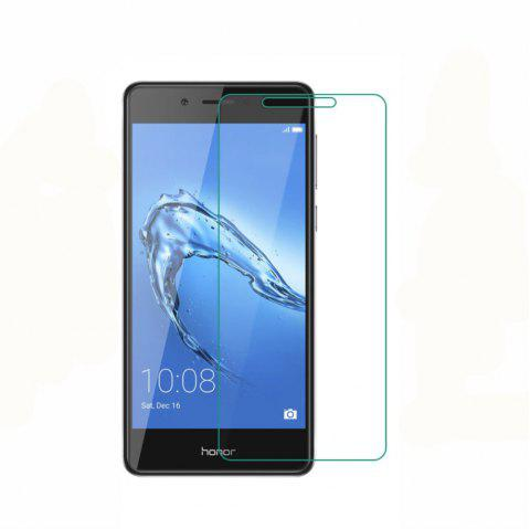 2PCS Screen Protector for Huawei Honor 6C High Sensitivity HD Full Coverage High Clear Premium Tempered Glass - TRANSPARENT