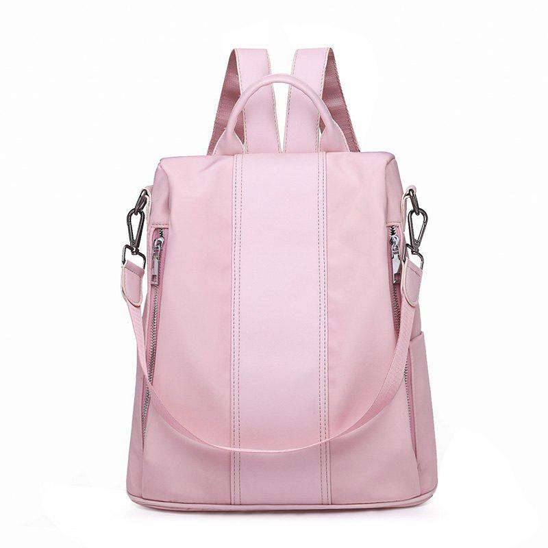 All-match Large Capacity Casual Backpack - PIG PINK