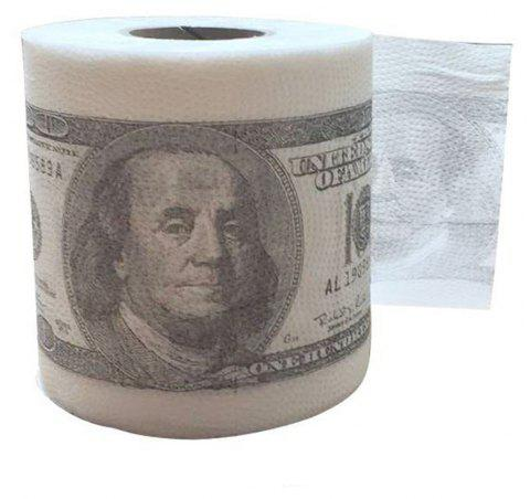 Creative Dollar Roll Paper - WHITE