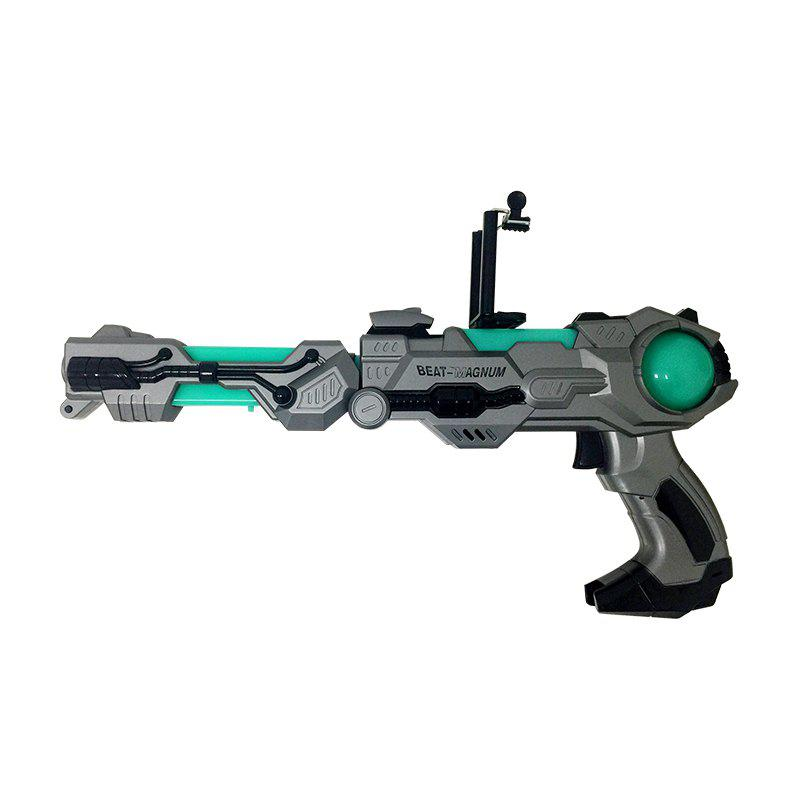 AR Magic Gun Children Toy Sniper Game Pistol - SEA TURTLE GREEN