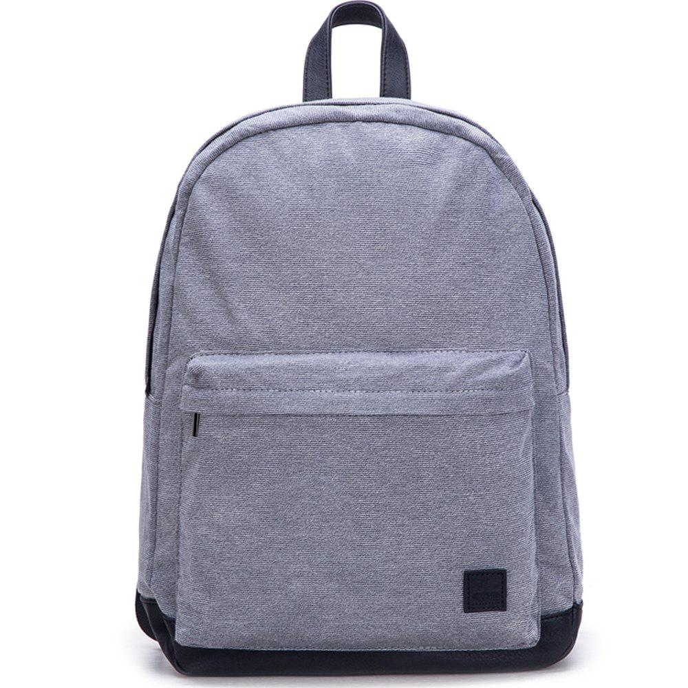 Women's Backpack Vintage Style Design Stylish Bag - GRAY