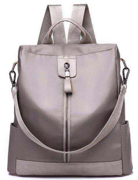 Wild Casual Student Summer Bag - LIGHT GRAY