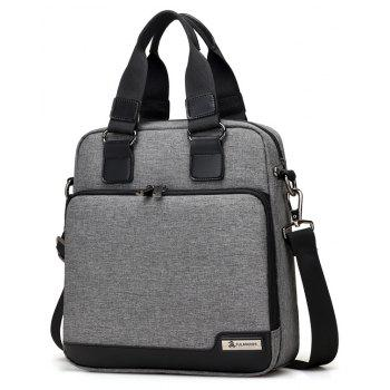 Totes For Men Water Repellent Messengers Bag Business Casual Shoulder Bags - GRAY