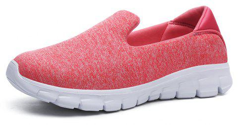 Breathable Casual Running Shoes - PINK 38