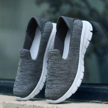 Breathable Casual Running Shoes - DARK GRAY 36