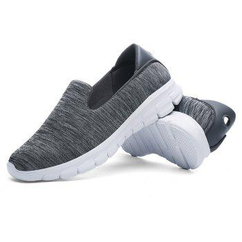 Breathable Casual Running Shoes - DARK GRAY 37