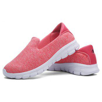 Breathable Casual Running Shoes - PINK 37