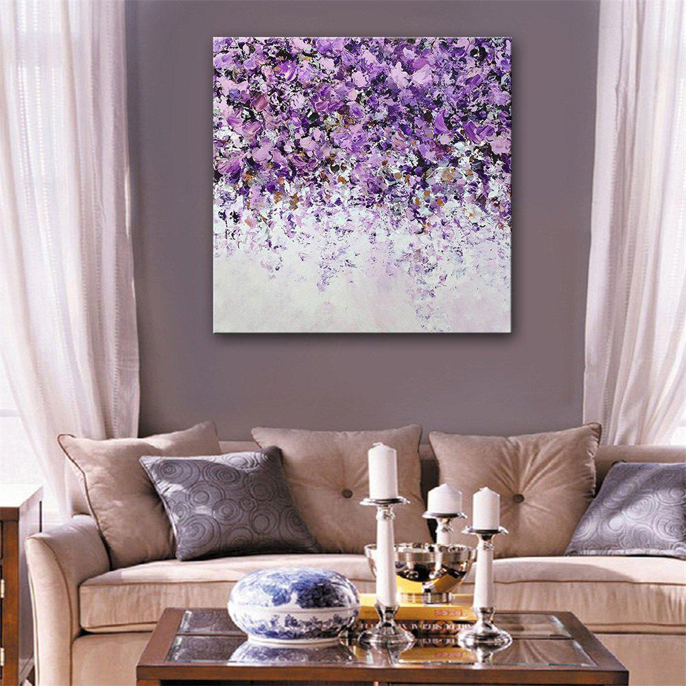 Special Design Frameless Paintings Out The Waves Print