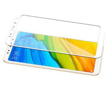 for Xiaomi Redmi 5 9H  High Definition Glass Protects Steel Film - WHITE