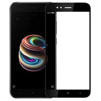 for Xiaomi  A1 9H High Definition Glass Protects Steel Film - BLACK