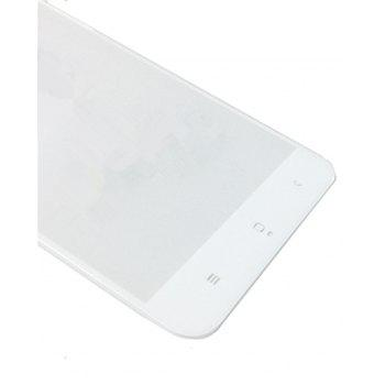for Xiaomi  Redmi 4X 9H High Definition Glass Protects Steel Film - WHITE
